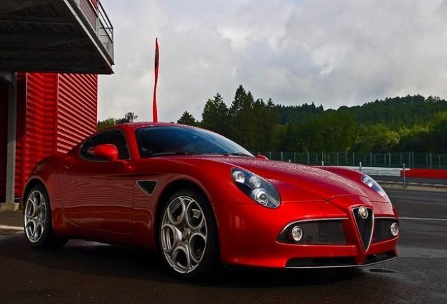Noul coupe Alfa