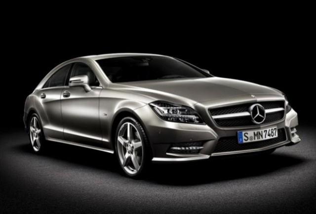 Iata noul Mercedes CLS!