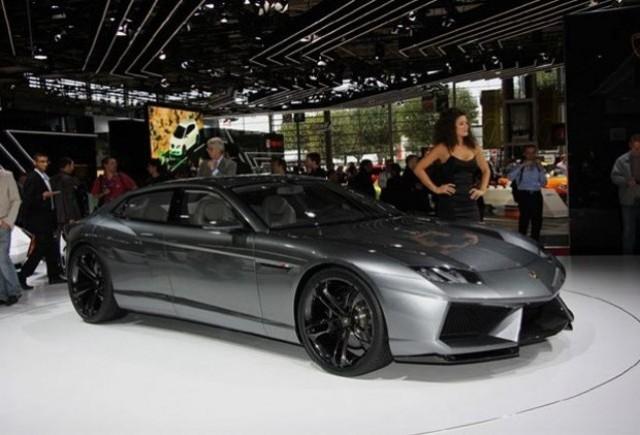 Lamborghini Estoque ar putea fi produs in China