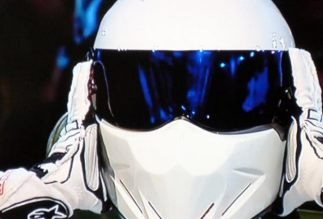 OFICIAL: A fost demascat The Stig