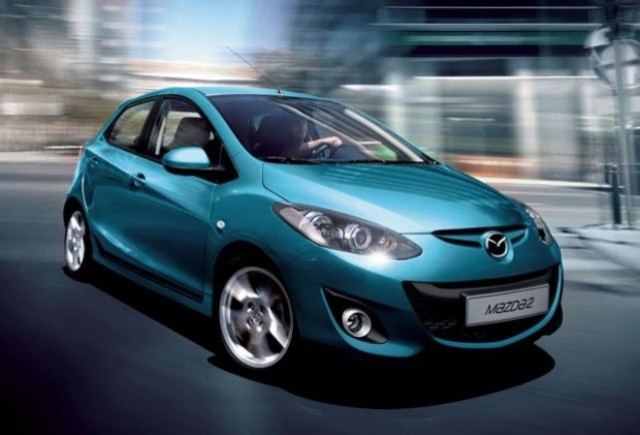 Mazda2 facelift, premiera mondiala la Paris