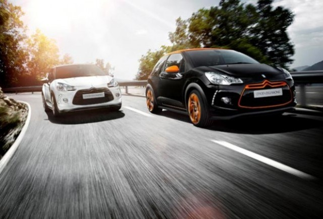 Citroen DS3 Racing, disponibil de la 29.990 euro