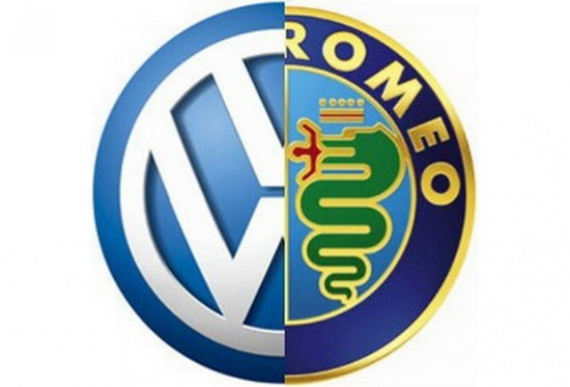 VW doreste sa cumpere Alfa Romeo