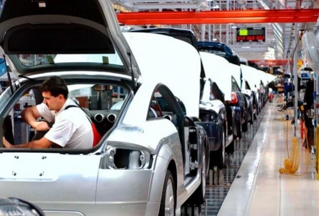 Audi va construi o noua fabrica in Ungaria