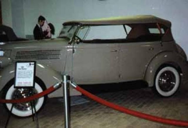 Colectia Ford de la inceputuri si masini clasice Garlits