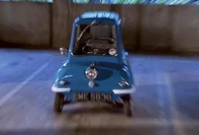 VIDEO: Cea mai mica masina din lume ar putea fi relansata