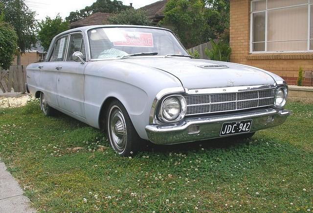 Istoria Ford – Falcon XM 1964