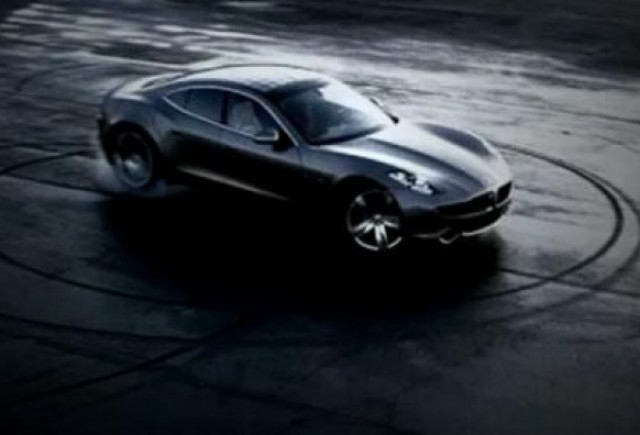 VIDEO: Fisker Karma, primul promo