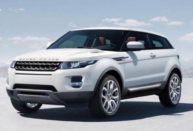 Noul Range Rover Evoque va beneficia de motorul Ford 2.0 turbo EcoBoost