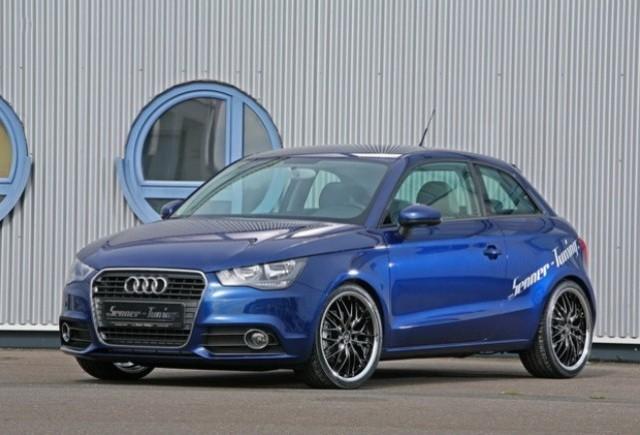 Primul tuning pentru Audi A1