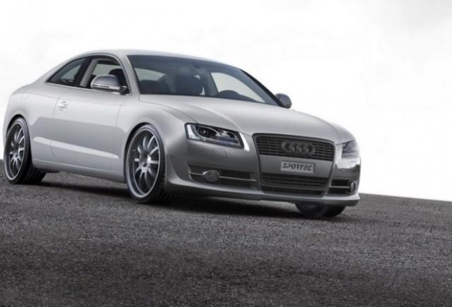 Audi S5 tunat de APS Sportec