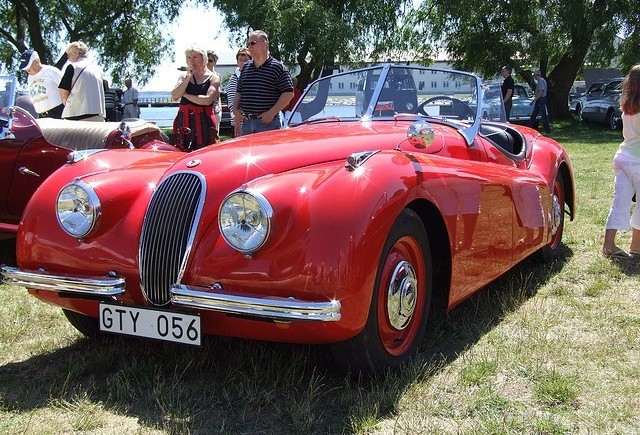 Jaguar 1920 – 1940