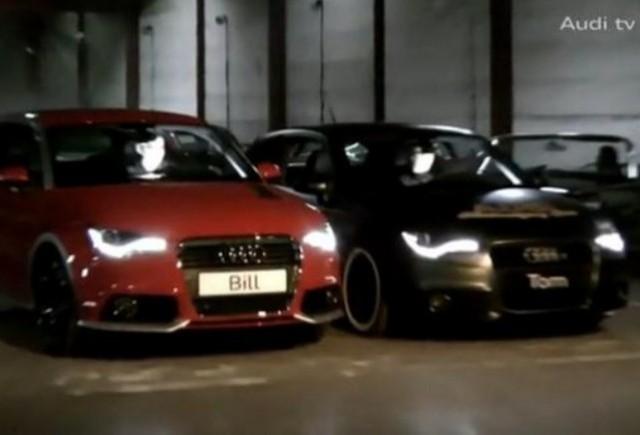 VIDEO: Noul Audi A1 este promovat de Tokyo Hotel
