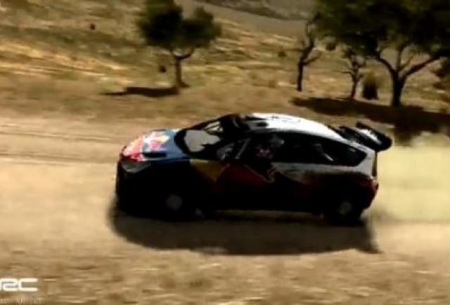VIDEO: Trailerul jocului WRC 2010