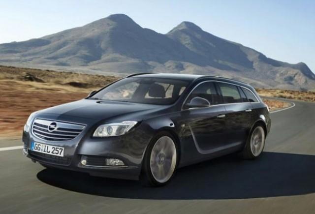 Opel Insignia primeste motorul 2.0 CDTI 190 CP