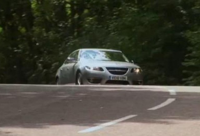 VIDEO: Test-drive cu Saab 9-5