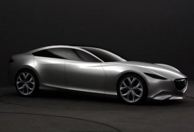 Mazda prezinta noul concept Shinari