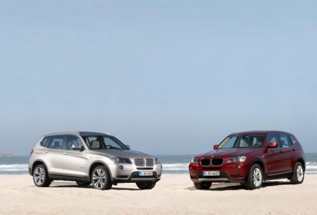 A doua generatie BMW X3 debuteaza la sfarsitul anului – preturi pentru Romania!