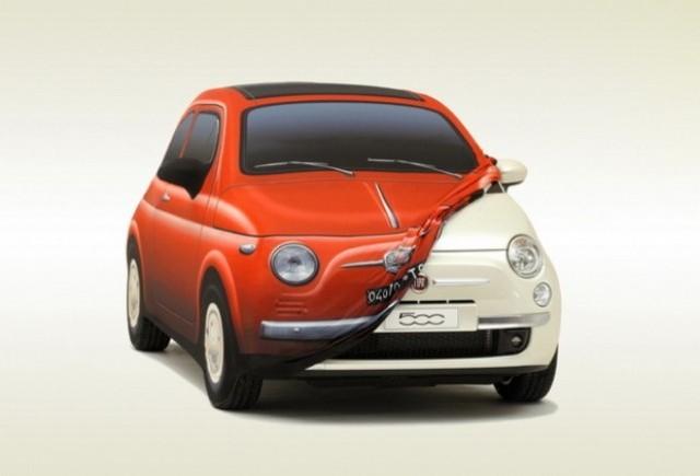 Fiat vrea sa vanda 50.000 unitati 500 in SUA