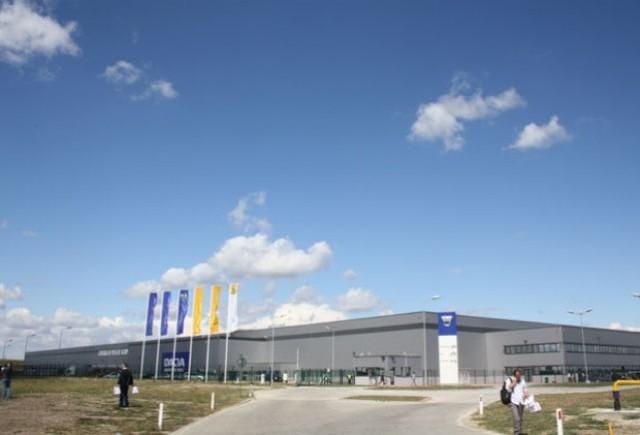 Grupul Renault a inaugurat Centrul de Piese de Schimb Dacia