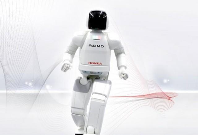 Honda cerceteaza interactiunea dintre om si robot