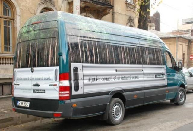 Mercedes Sprinter si Copacul de Hartie au ajutat la plantarea a 5.000 de copaci