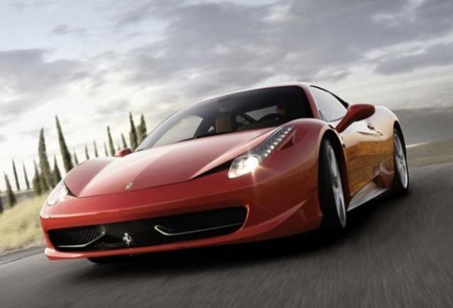 Ferrari explica cauza incendiilor la 458 Italia