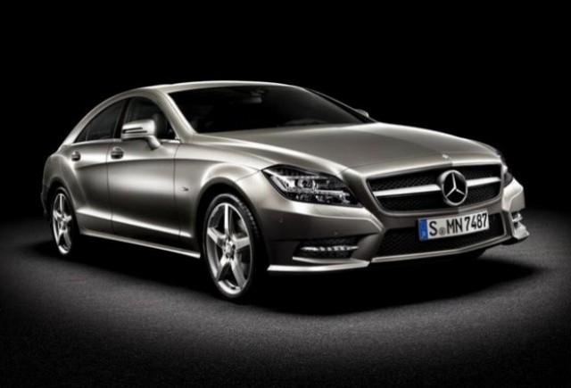 Informatii complete despre noul Mercedes CLS!