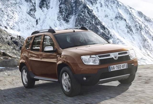 Dacia a marit cu 75% productia SUV-ului Duster