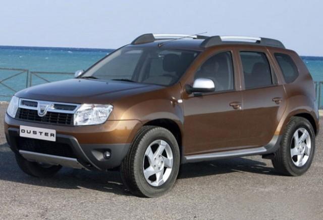 Dacia va lansa Duster cu transmisie automata in Romania