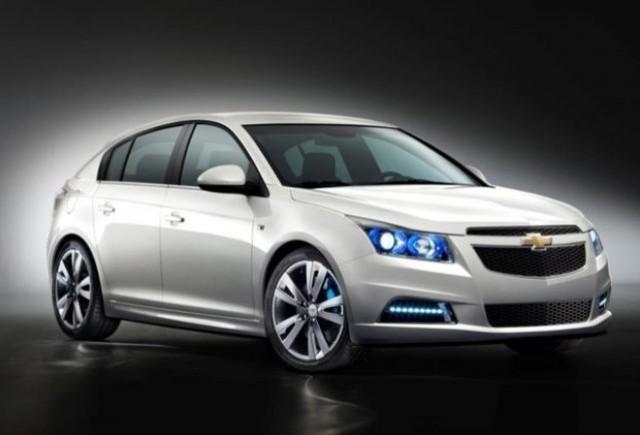 OFICIAL: Noul Chevrolet Cruze hatchback!