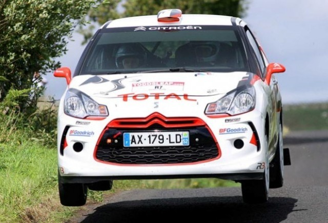 Citroen DS3 R3 se anunta uin campion in raliuri