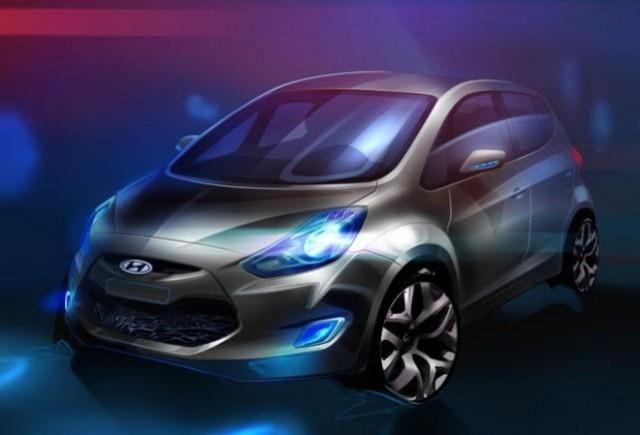 Oficial: Hyundai prezinta la Paris noile ix20 si i10