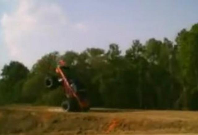 VIDEO: Ce se poate intampla cand confuzi masina cu avionul