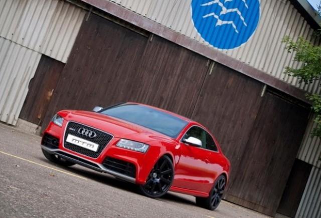 MTM stoarce totul din Audi RS5