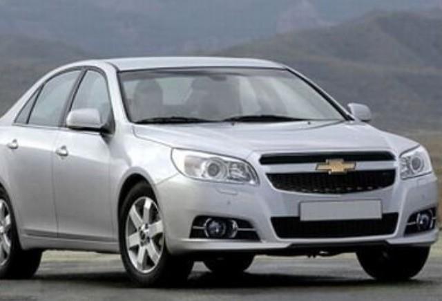 Noul Chevrolet Epica va fi lansat in 2011