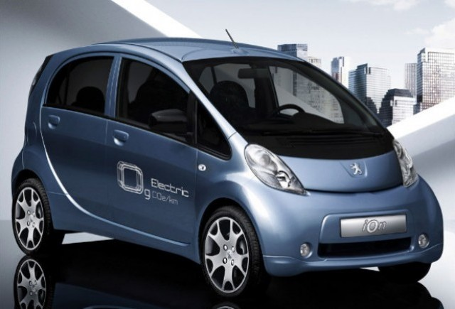 OFICIAL: Peugeot va prezenta noul iOn la Paris