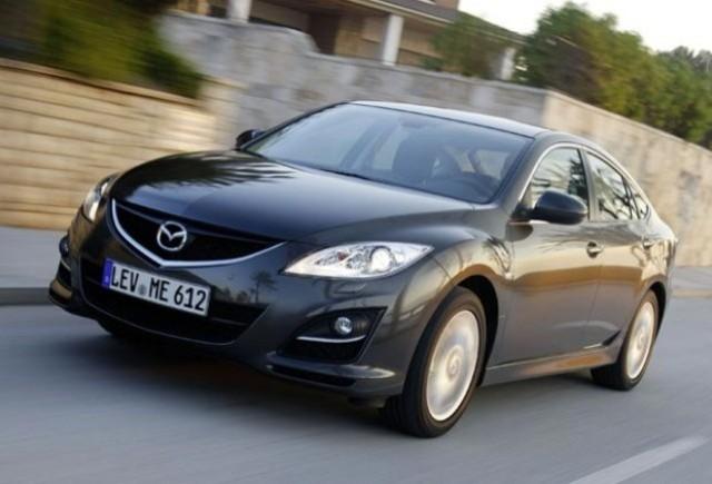 Editie aniversara Mazda6