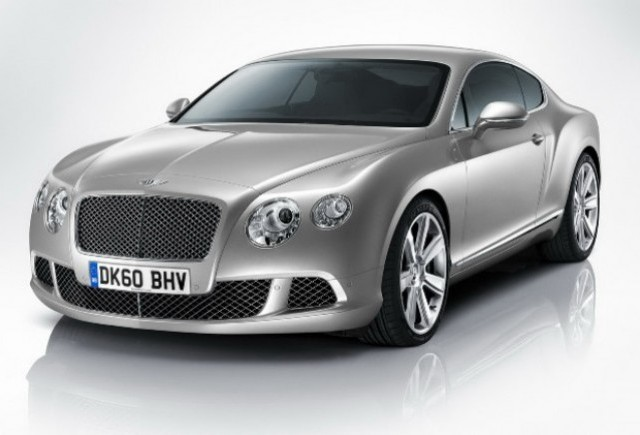 OFICIAL: Noul Bentley Continental GT