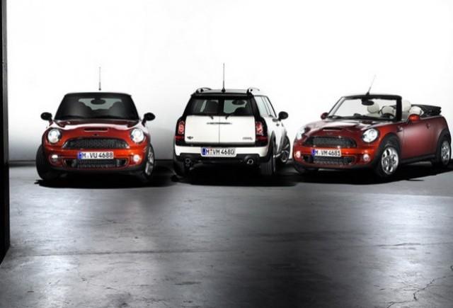 Noua gama Mini: Clubman si Cabriolet 2011