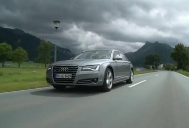 VIDEO: Noul Audi A8L prezentat in detaliu