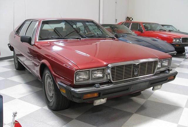Maserati - 1950-2000