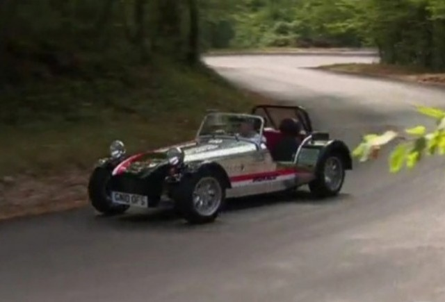 VIDEO: Noul Caterham Monaco testat de Autocar