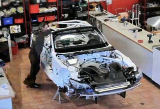 VIDEO: 600 de ore pentru asamblarea unui BMW Z4 GT3