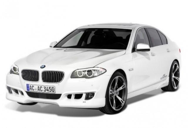 Noul BMW Seria 5 tunat de AC Schnitzer