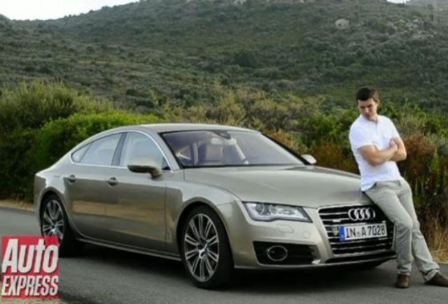 VIDEO: Audi A7 testat de AutoExpress