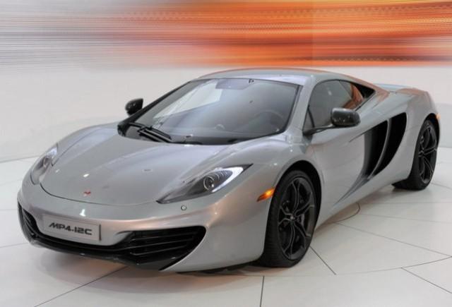 McLaren cauta solutii pentru tehnologia hibrida