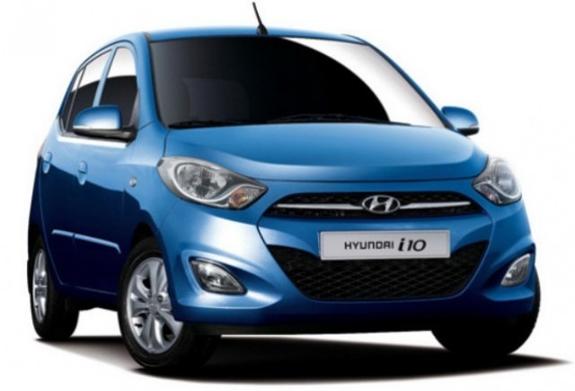 Paris 2010: Iata prima imagine cu noul Hyundai i10!
