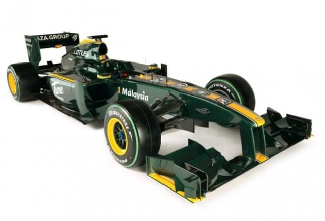 Lotus va adopta motoare Renault in Formula 1