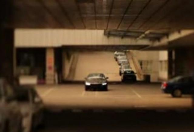 VIDEO: O noua aparitie a conceptului misterios BMW